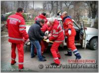 У Кропивницькому Сергій Кузьменко відвідав центр екстреної медичної допомоги