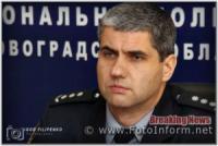 У Кропивницькому керівник Нацполіції дав коментар про вибори,  вибухи та вбивства