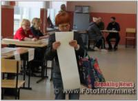 Чому не було відеоспостереження на президентських виборах у Кропивницькому?
