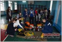 У Кропивницькому учні колегіуму прийняли участь у пізнавальній акції