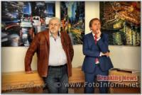 Кропивницький: в галереї «Єлисаветград» відкрили одразу дві виставки