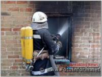 На Кіровоградщині за минулу добу у житловому секторі приборкали 4 пожежі