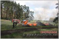 На Кіровоградщині відбулись тактико-спеціальні навчання
