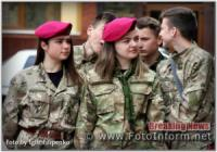 Кропивницький: переможці військово-патріотичного конкурсу у фотографіях