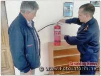 На Кіровоградщині перевіряють дитячі табори
