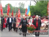 У Кропивницький на День перемоги приїхав Петро Симоненко