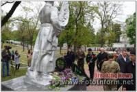 У Кропивницькому рятувальники взяли участь у загальноміських заходах до Дня перемоги