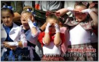 Кропивницький: «Мамин день» у фотографіях