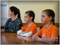 Кропивницький: вихованці музичної школи розповіли про свою перемогу у Франції