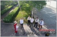У Кропивницькому рятувальники прийшли на роботу у гарних вишиванках