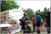 Кропивницький: фестиваль вуличної їжі у фотографіях