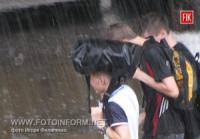 Дождливая погода в Украине на среду,  22 мая