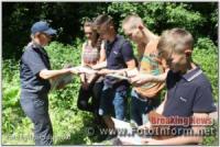 На Кіровоградщині продовжують рейдові обходи лісових масивів