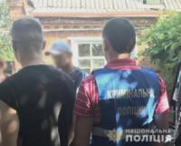 У жителя Кропивницького поліція вилучила пістолет і гранату