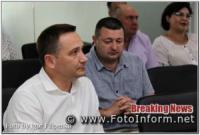 У Кропивницькому банкіри привітали медиків з професійним святом