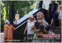 У Кропивницькому містяни святкуютьТрійцю