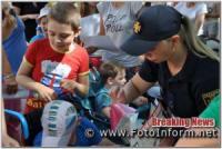 У Кропивницькому для дітей з особливими потребами провели пізнавальний захід