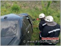На Кіровоградщині у ДТП загинув водій автомобіля