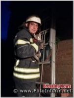 На Кіровоградщині рятувальники двічі надавали допомогу домашнім котам