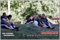 У Кропивницькому містяни масово відпочивають на Козачому острові