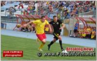 Кропивницький: матч «Зірка» - «Новоукраїнка» у фотографіях