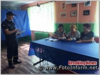 На Кіровоградщині з працівниками виборчих дільниць проводять інструктажі