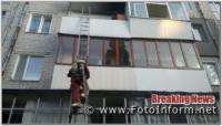 Кіровоградщина: на пожежі загинула пенсіонерка
