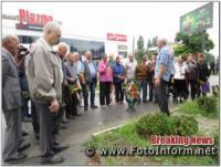 У Кропивницькому вшанували память загиблих прикордонників