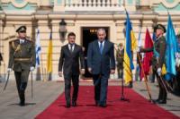 Розпочалася зустріч Володимира Зеленського та Біньяміна Нетаньягу