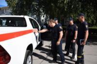 У Кропивницькому загін спецпризначення отримав новий спецавтомобіль