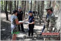 На Кіровоградщині у екосистемах проводять роз'яснювальну роботу
