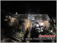 На Кіровоградщині виникло 6 пожеж