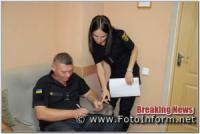 У Кропивницькому з рятувальниками психологи провели тренінг