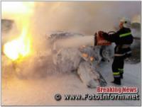 На Кіровоградщині виникло 13 пожеж у екосистемі та у приватному секторі