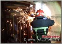 У Кропивницькому врятували двох песиків,  які опинились у небезпеці