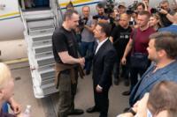 Зеленський: Разом з усією Україною ми повернемо не тільки людей,  а й наші території
