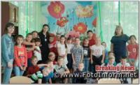 На Кіровоградщині поліцейські провели для дітей урок із питань безпечної поведінки