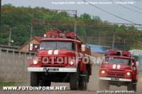 На перегоні Сербка - Буялик виникла масштабна пожежа