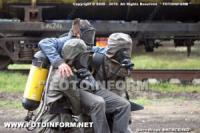 У Кропивницькому вітають рятувальників