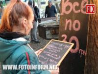 У Кропивницькому відкрився фестиваль вуличної їжі