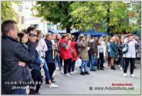 У Кропивницькому відбулася масштабна вулична акція
