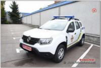 У Кропивницькому рятувальники отримали новий спецавтомобіль