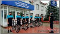 У Кропивницькому закінчився сезон велопатруля