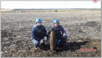 На Кіровоградщині сапери вилучили та знищили 13 одиниць вибухонебезпечних предметів