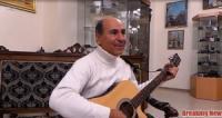 У Кропивницькому Володимир Казарян заспівав «Гімн Україні»