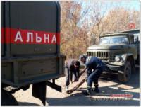 Рятувальники Кіровоградщини надали допомогу водіям двох автомобілів