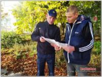 На Кіровоградщині в житловому секторі міста Долинська провели рейд