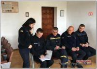 На Кіровоградщині рятувальники продовжують серію соціально-психологічних тренінгів