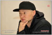У Кропивницькому відбулася зустріч Андрія Хливнюка із пресою