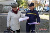 На Кіровоградщині рятувальники провели відпрацювання житлового сектора